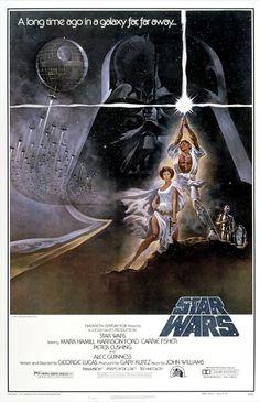 vintage star wars movie poster #starwars