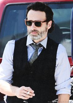 Andrew Lincoln (Rick Grimes) The Walking Dead