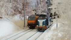 Image Train Miniature, French Models, Model Train Layouts, Model Trains, Transportation, Outdoor, Image, Trains, Dioramas