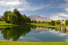 Pond Talk | Pond Advice For Small And Large Ponds Low Fare Flights, Pond Aerator, Vacation Packages, Palm Springs, Golf Courses, Mountains, Ponds, Landscape, Advice
