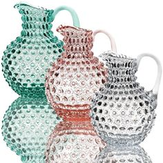 Hobnail Pitchers