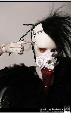 Adult Mask, Doll Chateau - BJD Dolls, Accessories - Alice's Collections