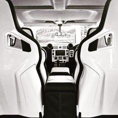 White interiors... #TwistedDefender #Defender #Interior #Detailing #Automotive #White #Handcrafted #Style #Value #Customised #LandRover #LandRoverDefender #Detail