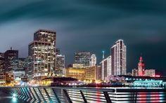 Nightscape San Francisco