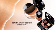 Image detail for -Chanel Cote D'Azur Summer 2009 Makeup Collection | Cosmetics ...