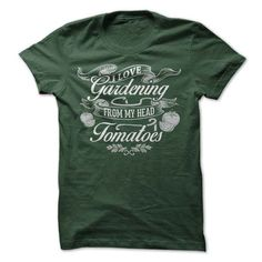 A tee for gardeners.