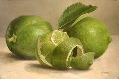 Limon rebanado