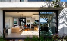 Restio River House by SAOTA Architects