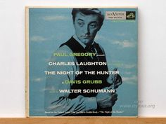 The Styrous® Viewfinder: 45 RPMs 15: Charles Laughton reads The Night of the Hunter