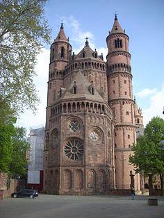 Catedral de Worms - Wikipedia, la enciclopedia libre