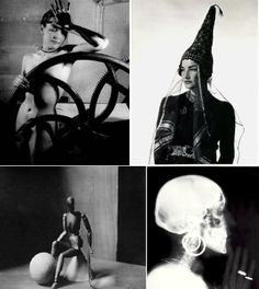 Man Ray collage