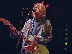 Kurt Cobain, 2/27/94, Tivoli, Slovenia