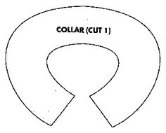 Pilgrim Pattern Printables  Cut The Pilgrim Collar And Cuffs From