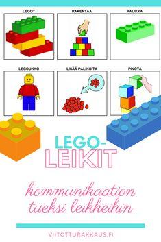 Ongelmanratkaisukortit pulmatilanteisiin - Viitottu Rakkaus Pre School, Lego, Kids, Fictional Characters, Toddlers, Young Children, Young Children, Boys, Little Boys