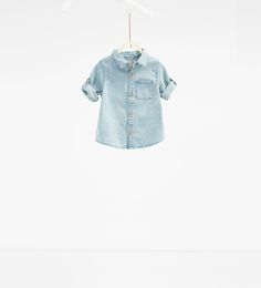 -TOPS-BABY BOY   3 months-3 years-COLLECTION AW16   ZARA United States