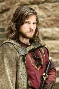 Godric Gryffindor jovem