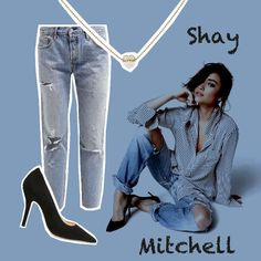 Shay Mitchell - The Boy by AMAZE Celebrities
