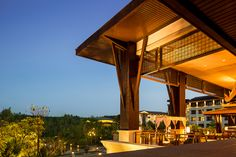 Image 1 of 23 from gallery of Hotel in Xishuangbanna / OAD. Photograph by Chen He
