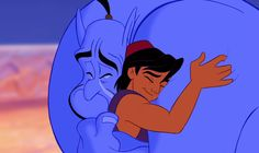 You're free Genie! RIP Robin Williams. Comedic genius .... Gone too soon. So sad that his demons overpowered his zeal for life.