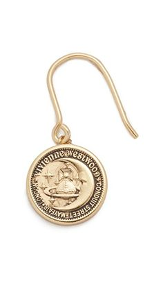 9268cd458b5e Titania Medal Drop Earrings. Vivienne WestwoodDrop Earrings