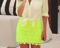 lace fashions