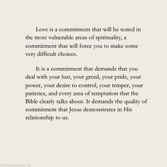 Love is a Commitment - Ravi Zacharias