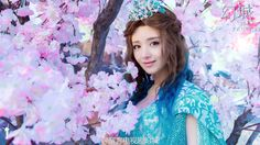 More from the world of Ice Fantasy Ice Fantasy, Fantasy Series, Song Qian, Victoria Song, Madina, Snow Queen, Muslim Women, Mermaid, Cosplay