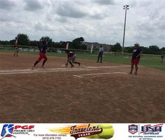 https://flic.kr/p/J1MRUV | Madison McClarity snagging a throw to first during the DFW ASA Metro Championship game.