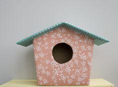 Casa baja rosa