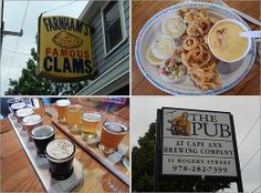 A Closer Look at North Shore Seafood Shacks and Breweries - New England travel - Boston.com