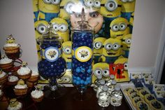 despicable me 2 party food ideas | despicable me 2 birthday party | The little ... | Birthday Ideas for ...