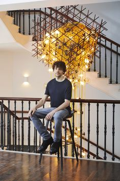 """Photo from Colin Morgan's interview """"How actor Colin Morgan mastered his craft"""" with The Jackal Magazine, April 2019 Sherlock Holmes Benedict, Watson Sherlock, Jim Moriarty, Sherlock John, Benedict Cumberbatch, Colin Bradley, James Righton, Laura Donnelly, Merlin Colin Morgan"""