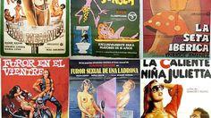 Los carteles más delirantes de la serie S en España en http://www.yorokobu.es