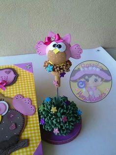 Fofupluma Foam Crafts, Arts And Crafts, Diy Crafts, Jumping Clay, Lalaloopsy, Pasta Flexible, Glass Jars, Origami, Bunny