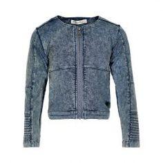 Minymo - Janie 41 - jacket knit denim - Eileen4Kids - 140641_7712