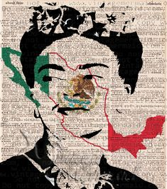 Mexican Frida Kahlo Fabric Tote Bag Applique Quilt Block Frida Kahlo with her famous smirked smile in the center of the Mexican country. This is so mexican to add to your tote bag projects. Frida Kahlo Fabric, Fabric Tote Bags, Doll Painting, Applique Quilts, Quilt Blocks, Mexican, Paintings, Smile, Dolls
