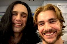 David and James Franco are Transformed in 'The Disaster Artist'