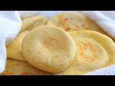 Pita bread / Homemade pita bread, simple and easy. - YouTube