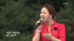 금잔디 - 여여 / KBS 전국노래자랑 밀양시편 가수 금잔디 출연분 (20140921)