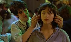 La Boum/The Party (1980):  Sophie Marceau's first film, it's a classic teen comedy that makes you wistful for the days when your biggest problem was convincing your parents to let you go to a party.  Raise your hand if you had a pair of rockin', head consuming headphones like these!!