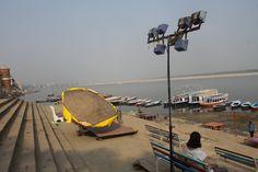 Desde Assi Gath, Varanasi
