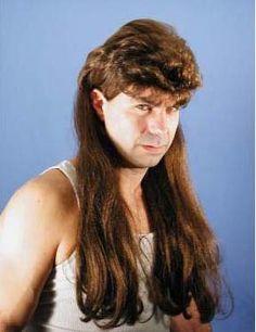 Bad Hair Pic ofmy aisters boyfriend the nice boy the Week Bad Hair Day, Big Hair, Mullets, Hair Dos, Men's Hair, Dream Hair, Crazy Hair, Hair Humor, Hair Hacks