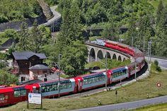 Blonde Hair Boy, High Speed Rail, Swiss Railways, Model Train Layouts, Commercial Vehicle, Model Trains, Public Transport, Switzerland, Transportation