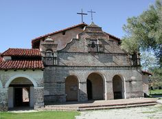 3rd Mission. San Antonio de Padua, founded by  father Junipero Serra on July 14, 1771.