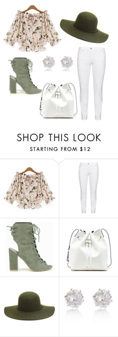 """""""Untitled #17"""" by sousou2578 on Polyvore featuring Steilmann, Nly Shoes, Sole Society and River Island"""
