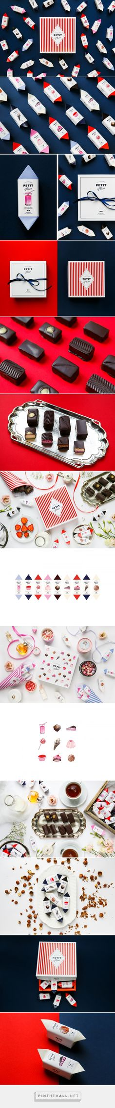 Petit Plaisir Chocolates packaging design by Loco Studio - http://www.packagingoftheworld.com/2016/10/petit-plaisir-chocolates.html