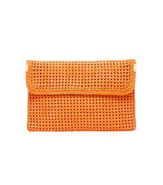 WOVENELOPE | Stuart Weitzman #handbags #clutches  http://sweitzman.com/WOVENELOPE