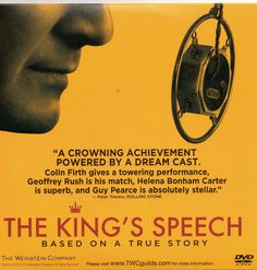 The King's Speech recommended by szsilver