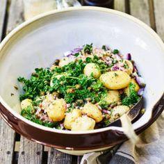 Fransk potatissallad - Mitt kök