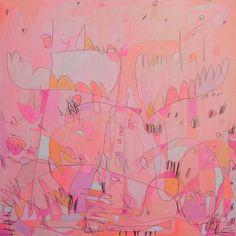 Paintings by Jennifer Mercede